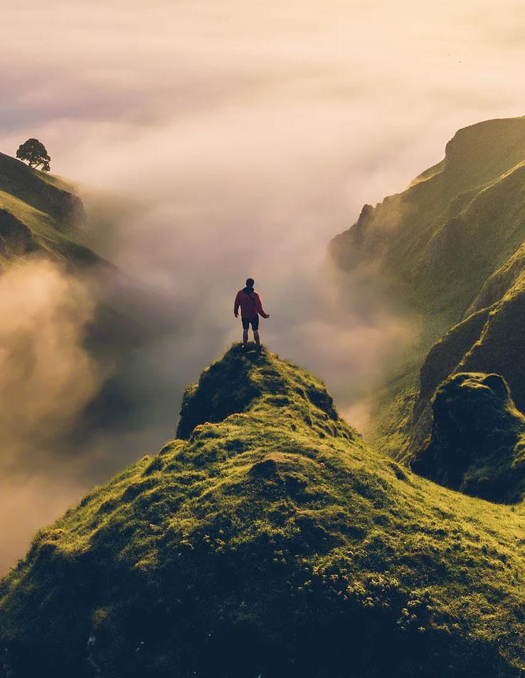 Mount Rosa, Switzerland